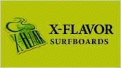 X-Flavor surfboards