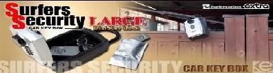 サーファーズ セキュリティー 鍵などを保管できる BOX型 ロッカー