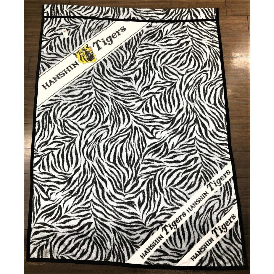 タオルケット 日本製 阪神タイガース トラ柄 メーカー直販 シングル|japan-blanket|09