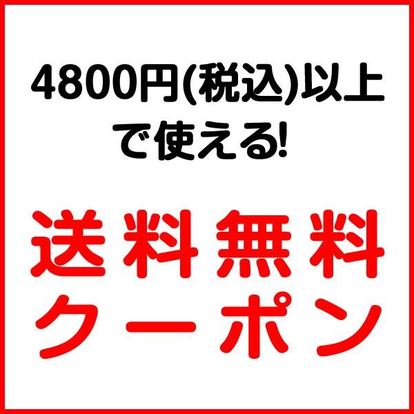 4800円(税込)以上で使える!送料無料クーポン