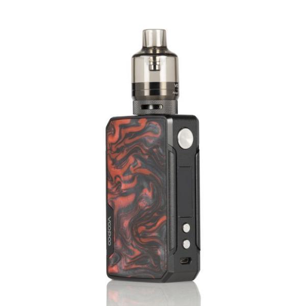 VOOPOO Drag 2 Reflesh Edition Starter kit Platinum model 177W 電子タバコ Pod VAPE|jct-vape|18