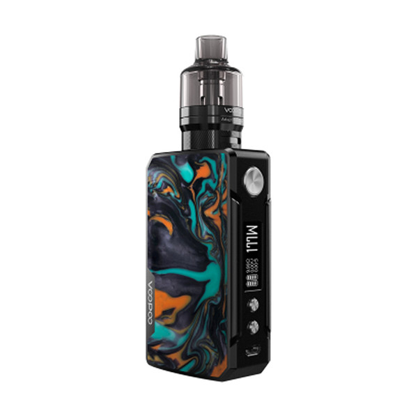 VOOPOO Drag 2 Reflesh Edition Starter kit Black model 177W 電子タバコ Pod VAPE|jct-vape|20