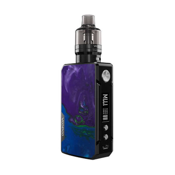 VOOPOO Drag 2 Reflesh Edition Starter kit Black model 177W 電子タバコ Pod VAPE|jct-vape|19