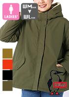 【 CHUMS チャムス 】 A-Line Boa Jacket ウィメンズ エーライン ボア ジャケット CH18-1177
