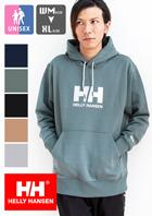 【HELLY HANSEN ヘリーハンセン】HH Logo Sweat Parka ロゴ スウェット パーカー ユニセックス HE32161