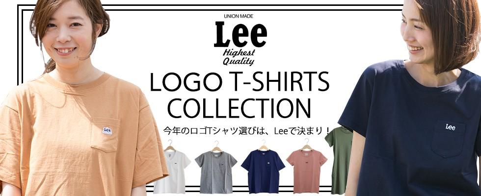 LeeロゴTシャツ