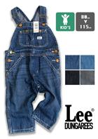 【Lee リー】DUNGAREES Kids Overalls ダンガリーズ キッズ オーバーオール LK6137