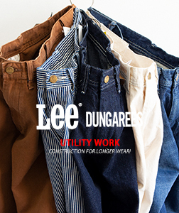【Lee リー】DUNGAREES ペインターパンツ