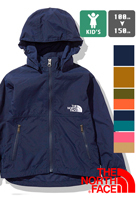 【THE NORTH FACE ザノースフェイス】キッズ Compact Jacket コンパクトジャケット NPJ21810