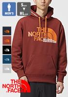 【THE NORTH FACE ザノースフェイス】Front Half Dome Hoodie フロントハーフドームフーディ NT62136
