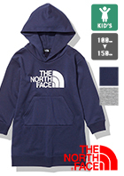 【THE NORTH FACE ザノースフェイス】キッズ G Logo Onepiece ガールズロゴワンピース NTG62110