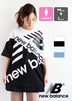 【new balance ニューバランス】NB Athletics スプライス チュニック 半袖Tシャツ WT11533