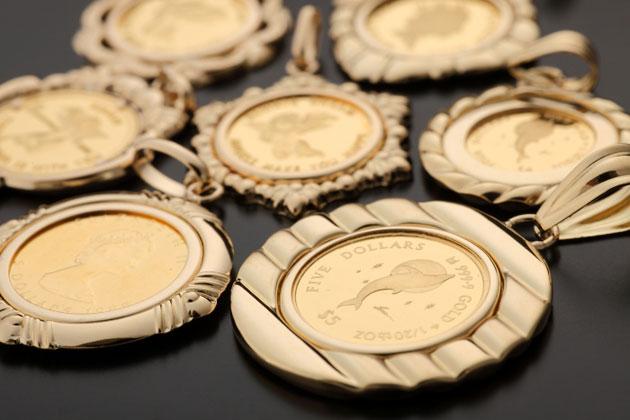 コイン金貨