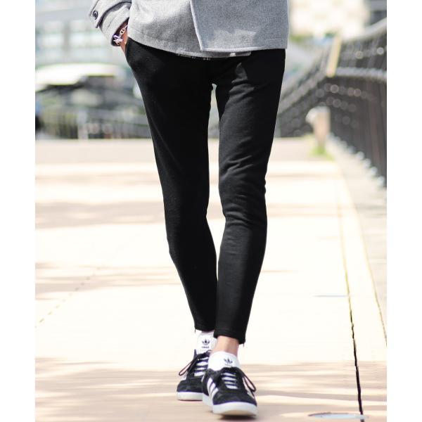 【ポイント2倍】 スウェットパンツ ジョガーパンツ メンズ ボトムス テーパードパンツ 伸縮 スリム 迷彩柄 サイドライン 春 春服 送料無料 jiggys-shop 35
