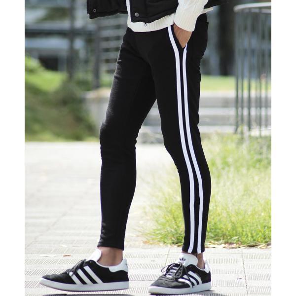 【ポイント2倍】 スウェットパンツ ジョガーパンツ メンズ ボトムス テーパードパンツ 伸縮 スリム 迷彩柄 サイドライン 春 春服 送料無料 jiggys-shop 29