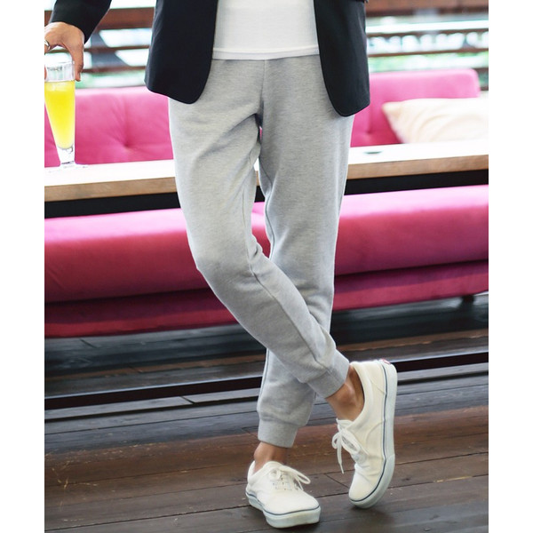【ポイント2倍】 スウェットパンツ ジョガーパンツ メンズ ボトムス テーパードパンツ 伸縮 スリム 迷彩柄 サイドライン 春 春服 送料無料 jiggys-shop 38