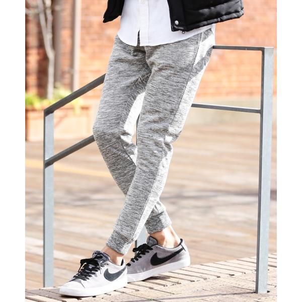 【ポイント2倍】 スウェットパンツ ジョガーパンツ メンズ ボトムス テーパードパンツ 伸縮 スリム 迷彩柄 サイドライン 春 春服 送料無料 jiggys-shop 22