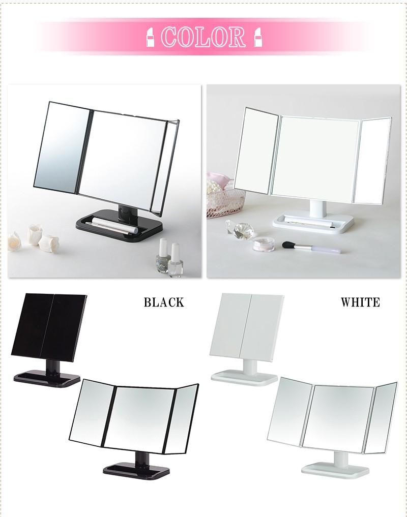 ブラックとホワイトカラー