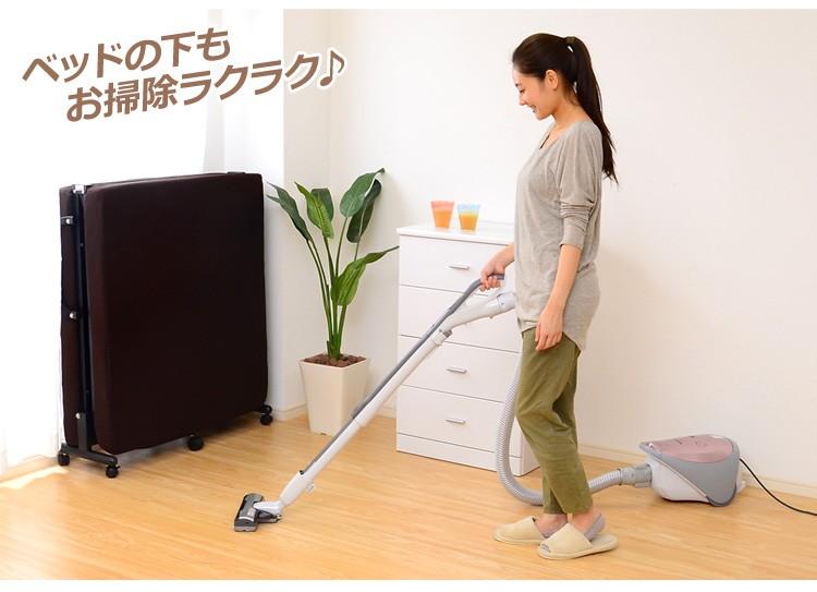 お掃除も楽です。