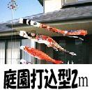 鯉のぼり庭園打込2m