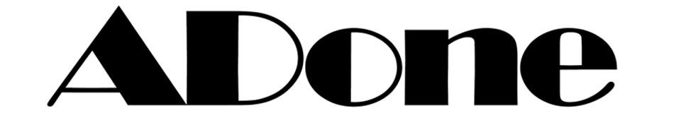 ADoneSHOP ロゴ