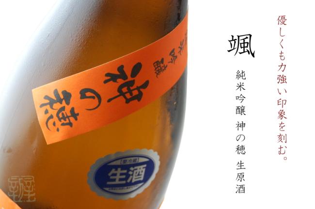 颯 後藤酒造 日本酒 販売