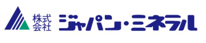ジャパン・ミネラルネットストア ロゴ