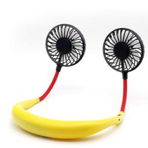 Point 10倍!首掛け扇風機 ポータブル扇風機 スポーツ用ファン LEDで光る 3段階風量調節 USB充電式 アロマ機能 熱中症対策 翌日配達・送料無料|jnh|28