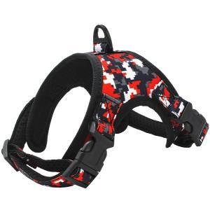 犬 ハーネス 犬用ハーネス ハーネス 胴輪 ベストタイプ ハーネス ペット用 ドック用品|jnh|14