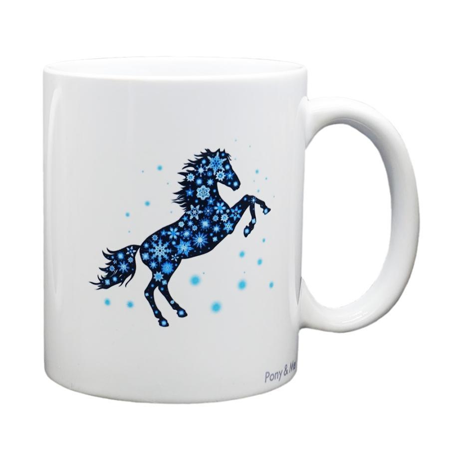 Pony&Me マグカップ 360ml 馬柄デザイン PMMC10|jobayohin|08