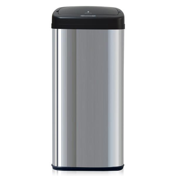 ゴミ箱 ごみ箱 ダストボックス おしゃれ キッチン 全自動 センサー インテリア 分別 ふた付き 大容量 スリム リビング 42L 45リットルごみ袋対応 おすすめ|joyfulmart|06