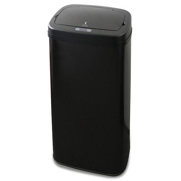 ゴミ箱 ごみ箱 ダストボックス おしゃれ キッチン 全自動 センサー インテリア 分別 ふた付き 大容量 スリム リビング 42L 45リットルごみ袋対応 おすすめ|joyfulmart|07