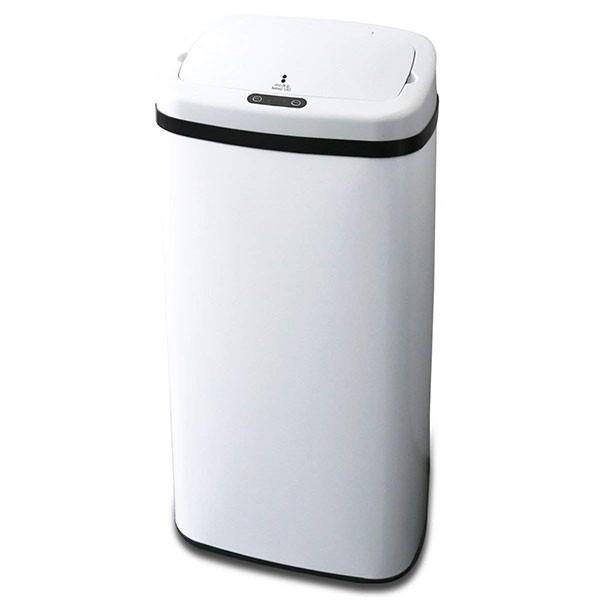 ゴミ箱 ごみ箱 ダストボックス おしゃれ キッチン 全自動 センサー インテリア 分別 ふた付き 大容量 スリム リビング 42L 45リットルごみ袋対応 おすすめ|joyfulmart|05