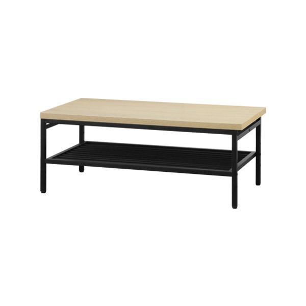 テーブル ローテーブル 伸張式テーブル幅90cm x 奥行45cm 高さ35cm 木製 x スチール テーブル 木製テーブル センターテーブル コーヒーテーブル 送料無料|joyfulmart|06
