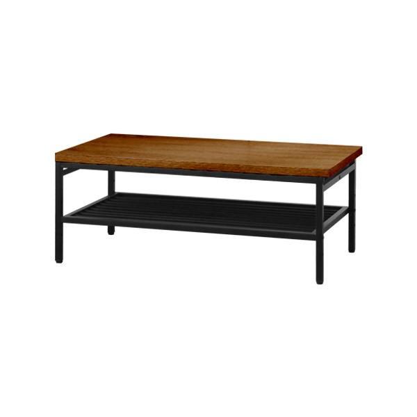 テーブル ローテーブル 伸張式テーブル幅90cm x 奥行45cm 高さ35cm 木製 x スチール テーブル 木製テーブル センターテーブル コーヒーテーブル 送料無料|joyfulmart|07