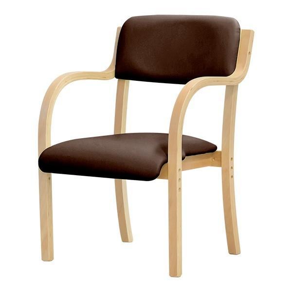 介護用椅子 ダイニングチェア 10色 椅子 スタッキングチェア 肘掛 ビニールレザー チェアー カフェ お年寄り プレゼント ギフト 贈り物 送料無料|joyfulmart|14