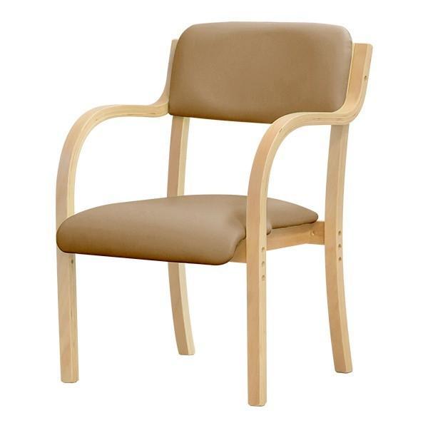 介護用椅子 ダイニングチェア 10色 椅子 スタッキングチェア 肘掛 ビニールレザー チェアー カフェ お年寄り プレゼント ギフト 贈り物 送料無料|joyfulmart|15