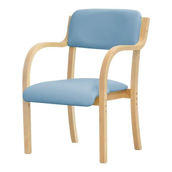 介護用椅子 ダイニングチェア 10色 椅子 スタッキングチェア 肘掛 ビニールレザー チェアー カフェ お年寄り プレゼント ギフト 贈り物 送料無料|joyfulmart|16