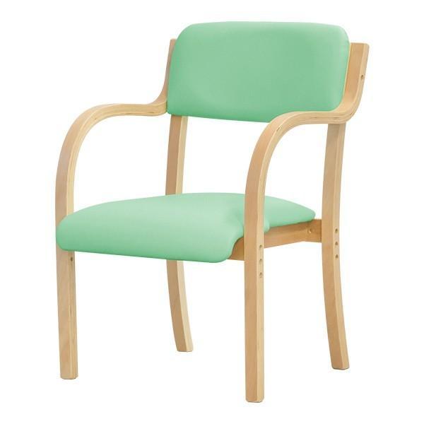 介護用椅子 ダイニングチェア 10色 椅子 スタッキングチェア 肘掛 ビニールレザー チェアー カフェ お年寄り プレゼント ギフト 贈り物 送料無料|joyfulmart|17