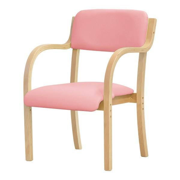 介護用椅子 ダイニングチェア 10色 椅子 スタッキングチェア 肘掛 ビニールレザー チェアー カフェ お年寄り プレゼント ギフト 贈り物 送料無料|joyfulmart|18