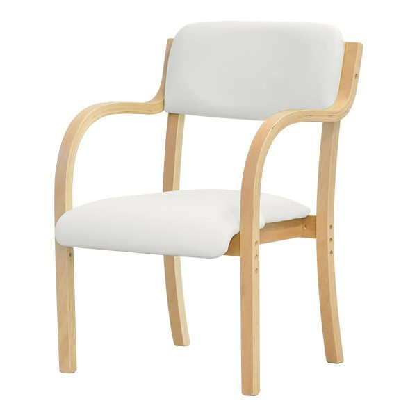 介護用椅子 ダイニングチェア 10色 椅子 スタッキングチェア 肘掛 ビニールレザー チェアー カフェ お年寄り プレゼント ギフト 贈り物 送料無料|joyfulmart|19