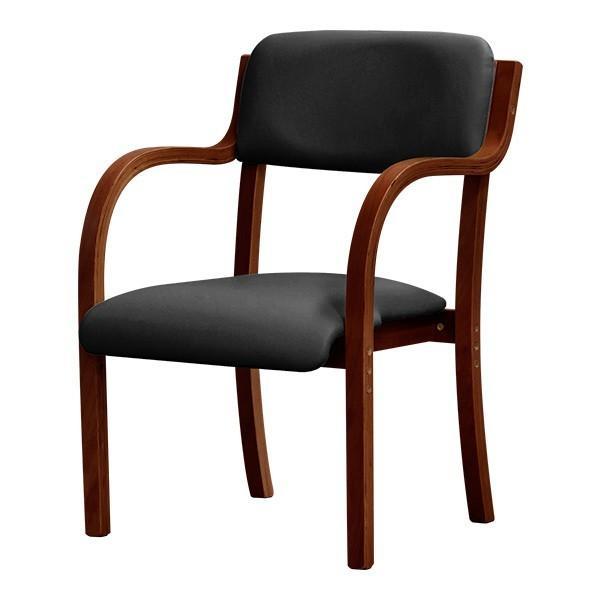 介護用椅子 ダイニングチェア 10色 椅子 スタッキングチェア 肘掛 ビニールレザー チェアー カフェ お年寄り プレゼント ギフト 贈り物 送料無料|joyfulmart|06