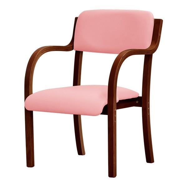 介護用椅子 ダイニングチェア 10色 椅子 スタッキングチェア 肘掛 ビニールレザー チェアー カフェ お年寄り プレゼント ギフト 贈り物 送料無料|joyfulmart|11