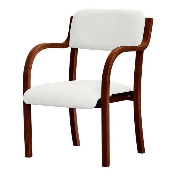 介護用椅子 ダイニングチェア 10色 椅子 スタッキングチェア 肘掛 ビニールレザー チェアー カフェ お年寄り プレゼント ギフト 贈り物 送料無料|joyfulmart|12