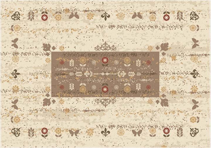 【ホットカーペットホットマットラグ絨毯暖房1.6畳マイクロファイバーUING〔ユーイング〕】