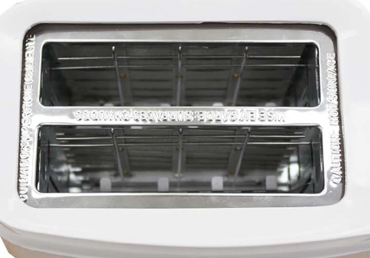 パントースト調理器具電気トースターパン調理器具調理器具パンポップアップトースターHTG-P218WHHIRO
