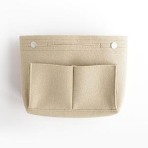 フェルト バッグインバッグ M サイズ インナーバッグ トラベルバッグ 収納バッグ レディース メンズ 男女兼用 大きめ おしゃれ 全4色|joyplus|19
