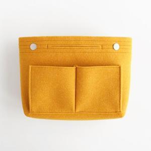 フェルト バッグインバッグ M サイズ インナーバッグ トラベルバッグ 収納バッグ レディース メンズ 男女兼用 大きめ おしゃれ 全4色|joyplus|20