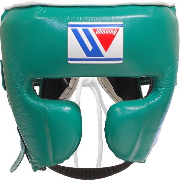 別注品 ウイニング ボクシング ヘッドギア フェイスガードタイプ CO-FG-2900|jpn-sports|03