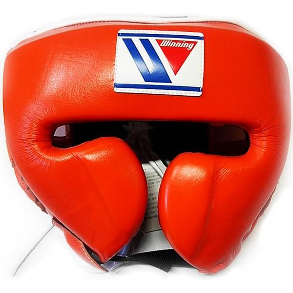 別注品 ウイニング ボクシング ヘッドギア フェイスガードタイプ CO-FG-2900|jpn-sports|04